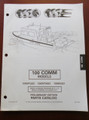 OMC 100 COMM Models, Preliminary Edition Parts Catalog ©1994