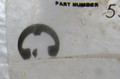 53-87706 E Ring, Starter Pawl  NEW  NOS