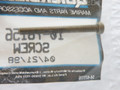 10-76156 Screw  NEW  NOS