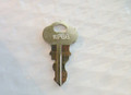 KF66 OMC Ignition Key  NEW  NOS