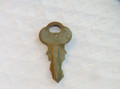 KF88 OMC Ignition Key  NEW  NOS