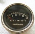 62461A1  Mercury Tachometer R/B 79-73675A1  NLA  NEW  NOS