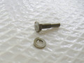388676  OMC Pin & Washer NEW  NOS