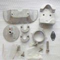 888756A1 Anode Kit w/ Hardware, Alpha One, Gen II, R/B 888756Q01
