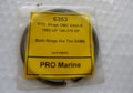 436353 OMC STD Rings, ProMarine 6353, Eagle, 65-75 60°, 65-100HP, 3.600 Bore