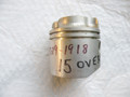 729-1918 PISTON, .015 MERC 800 - NEW