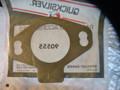90555 Mercury MerCruiser Plate