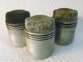 717-550A1 Piston, Mercury 15 - 30ci, .030, 30H, Set of 3