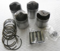 708-447A1 Pistons, KG4 Mark 15 30, Used, Set of 4