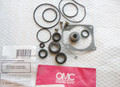 0433550 OMC Gearcase Seal Kit