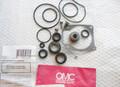 0433550 OMC Gearcase Seal Kit