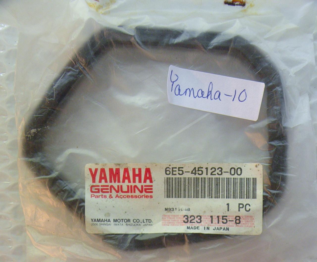 Yamaha Part # 6E5-45123-00-00 Muffler Gasket