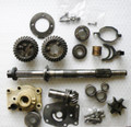 OMC Lower Unit Gear Set, 20 25 30HP, Used