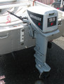Evinrude 9.9 Long, Electric Start, 1986