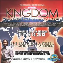2013 Kingdom Congress Symposium