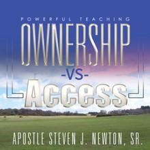Ownership vs Access I