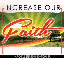 Increase Your Faith (My Situation Must Change I)