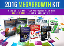 Apostle Steve's MegaGrowth Strategies Academy
