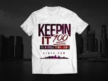 Keeping It 100 T-shirt