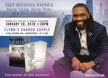Apostle Steve's New Year, New You, New Path Package