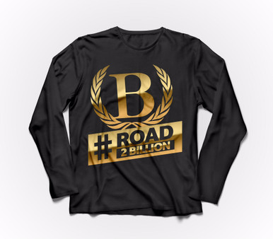 Wear your declaration with Apostle Steve's Kingdom Wealth Journey Apparel!!  **Sizes 2X & 3X require special order via email to milliondollarcoaching@stevenjnewton.com**