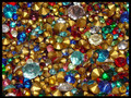 Vintage Rhinestones for Repair - Rounds