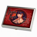 Bettie Page ID Box