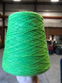 Waste Yarn Lime Green