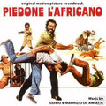 Guido e Maurizio De Angelis-Piedone L'africano-'78 OST-NEW CD