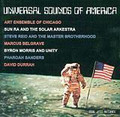 V.A.-Universal Sounds of America-70s AFROAMERICAN SOUL JAZZ-NEW CD