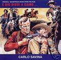 CARLO SAVINA-E Dio disse a Caino-OST WESTERN-NEW CD