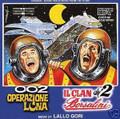 Lallo Gori-002 Operazione Luna/Il Clan Dei 2 Borsalini-2 Italian comedy OSTs-CD