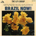 THE G/9 GROUP-Brazil Now!-'68 Bossa Nova,vocal Jazz & Pop-NEW CD