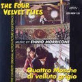 Ennio Morricone-Quattro Mosche Di Velluto Grigio/Four Flies on Grey Velvet-NEWCD