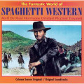 VA-FANTASTIC WORLD OF SPAGHETTI WESTERN COMPILATION-NEW CD