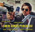 E.Pieranunzi & G.Plenizio-Liberi armati pericolosi-70s COP MOVIE OST-NEW CD