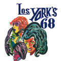 "LOS YORK'S-""68""-60s Peruvian psychedelic-NEW CD"