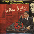 SERGE GAINSBOURG-DU CHANT A LA UNE-VOL.1&2-new LP