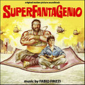 Fabio Frizzi-Superfantagenio-THE GENIE-Vienti avanti cretino-NEW CD