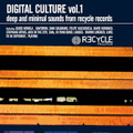 DIGITAL CULTURE VOL.1-IRMA Recycle Records-NEW CD