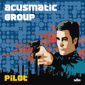 ACUSMATIC GROUP-PILOT-IRMA-cinematic-jazz-funk-NEW CD