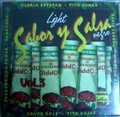 Sabor Y Salsa Light 3-NEGRO-hot spicy Salsa tunes-NEW CD