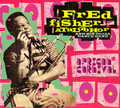 Fred Fisher Atalobhor Ogiza Dance-African Carnival-NEW 2CD