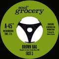Fast 3-Brown Bag/Pig Feet N' Greens-Soul Grocery-NEW 7""