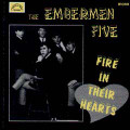 Embermen Five-Fire In Their Hearts-60's beat/garage LP