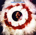 Jim Pepper-Pepper's Pow Wow-JAZZ ROCK-NEW LP