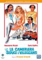 ANNAMARIA RIZZOLI-LA CAMERIERA SEDUCE I VILLEGGIANTI-NEW DVD
