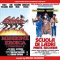 Bruno Zambrini-Missione eroica,Pompieri 2/Scuola di ladri,Parte seconda-NEW CD