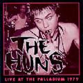 Huns-Live At The Palladium 1979-PUNK-NEW CD