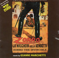 Gianni Marchetti-TOP CRACK/ZORRO LA MASCHERA DELLA VENDETTA-NEW CD